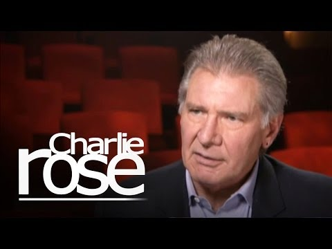 Charlie Rose - Harrison Ford (05/03/13)
