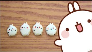 Molang Macaron (By BlanchTurnip)