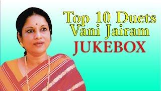 Top 10 Duets of Vani Jairam | Malayalam Movie Audio Jukebox