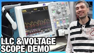 TiN Explains Load-Line Calibration (LLC), Voltage Accuracy, & GPU Power Behavior
