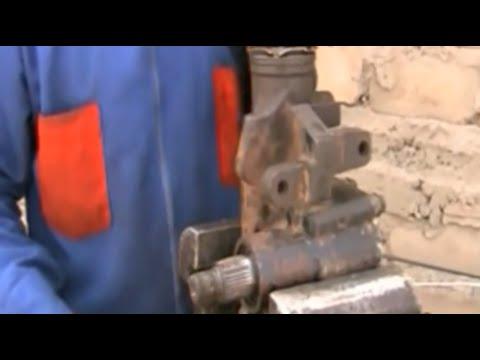 Reparación De Caja De Dirección Hidráulica Chevrolet (Parte 1)