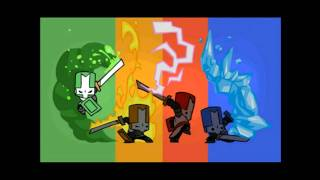 Castle Crashers - Barbarian Boss Fight Music
