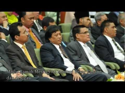 Badan Kebajikan Mahasiswa Pahang Jordan (BKMPJ) - [Official Video