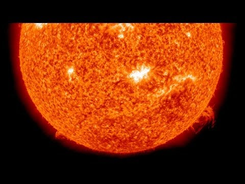 Giant Solar Storm May Hit Earth by 2020