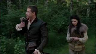 Once Upon A Time 1x03 Snow White and Prince Charming final scene