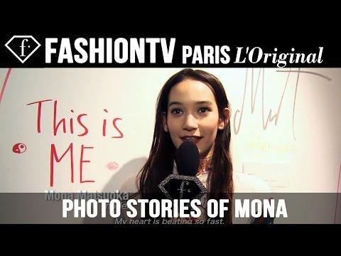 INFINITY VS: Nine Photo Stories of Mona   Special Photo Exhibit in Tokyo   FashionTV