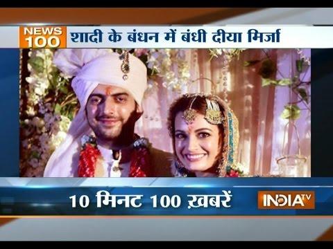 India TV News: News 100   October 20, 2014   8:30 AM