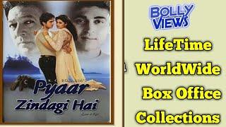 PYAAR ZINDAGI HAI 2001 Bollywood Movie LifeTime WorldWide Box Office Collection Verdict HiT Flop