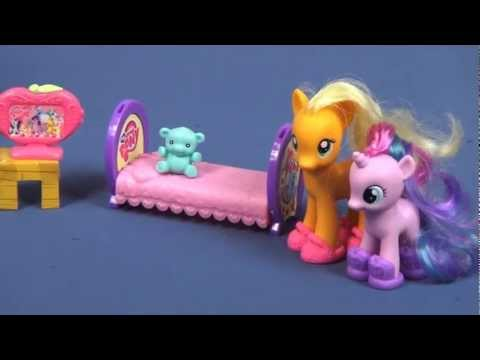 Kucyki Pony — Applejack & Star Dreams- Sleepover Set / Opowieści kucyków — My Little Pony- Hasbro