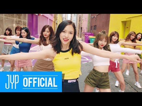 download lagu TWICE LIKEY M/V gratis