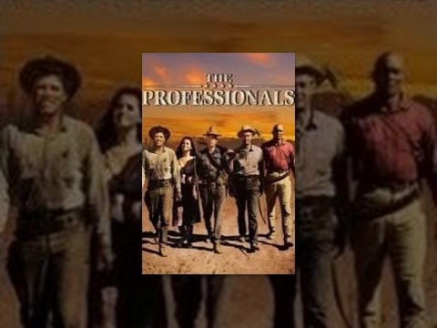 The Professionals is listed (or ranked) 6 on the list The Best Burt Lancaster Movies