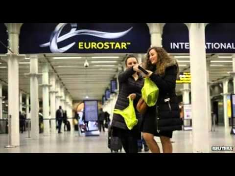 Eurostar rail stake touted for sale by UK government