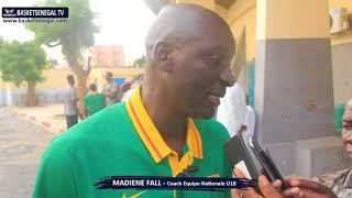 Madiene Fall, coach Sénégal U18 : «L'objectif, c'était la qualification en coupe du monde»