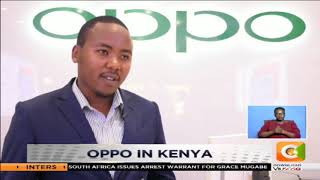 Oppo launches the A7 series smartphone in Kenya