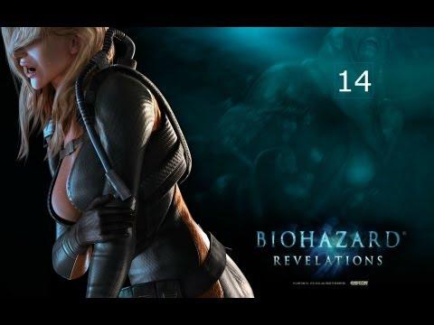 Resident Evil Revelations Прохождение Эпизод 7-1 Чертог Солнца #14 PC, XBOX360, PS3
