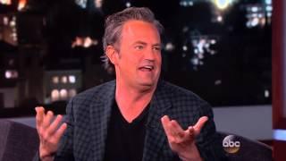 Matthew Perry talks about Anze Kopitar