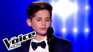 Emmène-moi - Boulevard des airs | Thibault | The Voice Kids France 2017 | Blind Audition