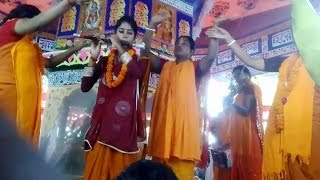 Bangla Hare Krishna Kirtan-Namjoggo | Rina Mina Ashto Shokhi Sampraday