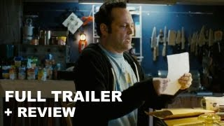 Delivery Man Official Trailer + Trailer Review - Vince Vaughn : HD PLUS