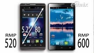 Лаборатория Ritmix_ Выпуск 32: Смартфоны Ritmix RMP 520 и RMP 600