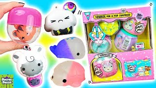 Moj Moj Color Changers! And The Best Squishies Since Japan?! Doctor Squish