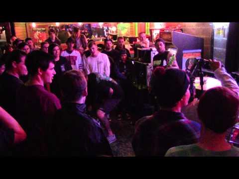 Downpresser @ Southgate Roller Rink, Seattle Aug 30, 2014