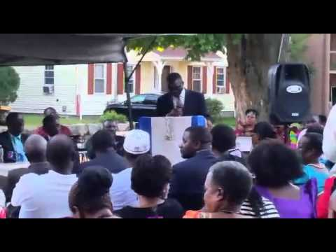 Katikkiro Mayiga in Boston: Baganda in America Have Failed at Business - 9/7/2014