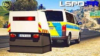 High-Tech BLITZER! 📸 - GTA 5 LSPD:FR #193 - Daniel Gaming - Deutsch