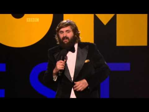 Joe Wilkinson Edinburgh Comedy Fest Live 2013