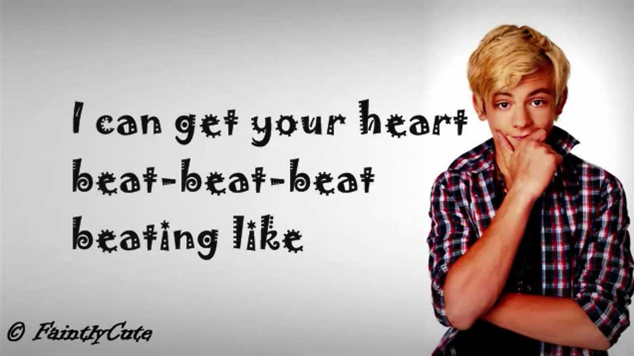 Ross Lynch - Heart Beat (LONGER VERSION) - Lyrics - YouTube