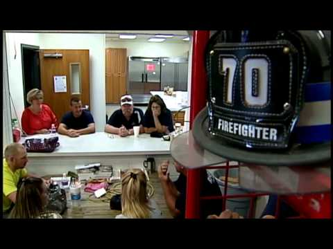 Learn how a volunteer fire department operates