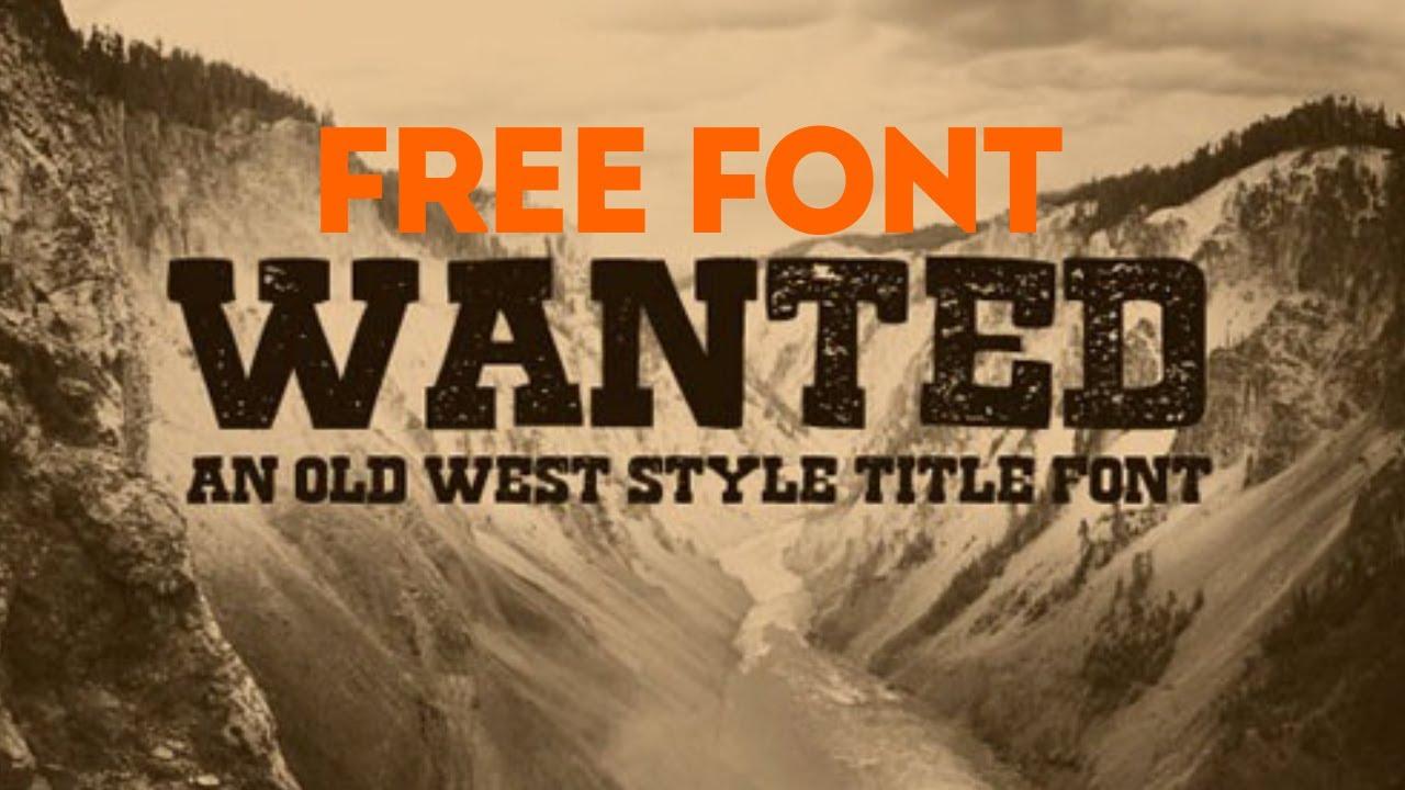 M - Free Font, Fonts, Photoshop font