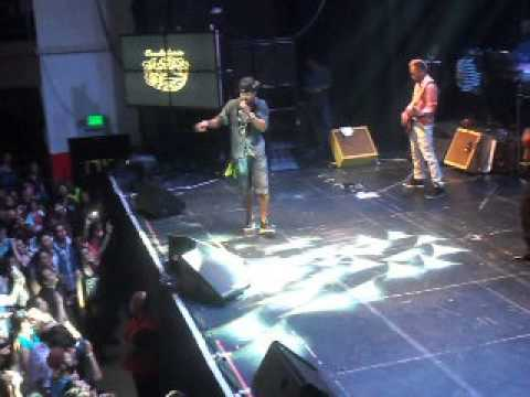Shaggy En Bogota 20 De Sep video