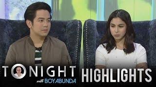 TWBA: Julia Barretto reveals that Joshua is still trying to regain her trust