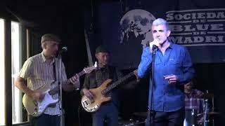 Juan Cruz Band feat. Adrián Jiménez - Mean Old Train