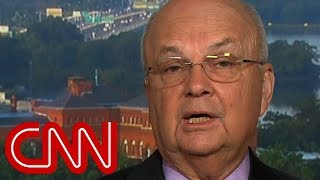 Ex-CIA chief compares Trump's separation policy to Nazis