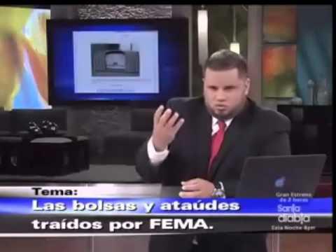 Terremoto en Eeuu FEMA TIENE LISTO ATAUDES POR SI LA DUDAS