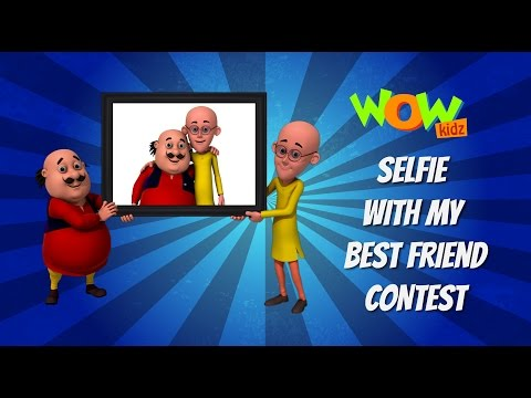 Motu Patlu Contest- Wow Kidz Contest 2 - [Closed] thumbnail