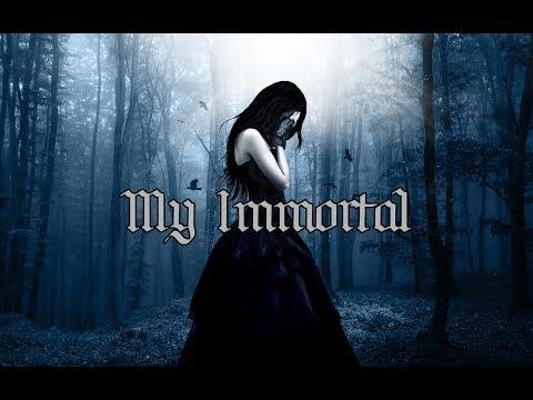 My Immortal - Evanescence (Letra en Español)