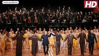 Maurice Béjart, Ballet Beethoven's Symphony No. 9, now on medici.tv!