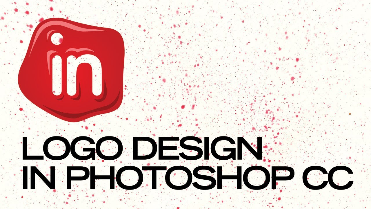 Designing A Logo In Photoshop Cc Youtube