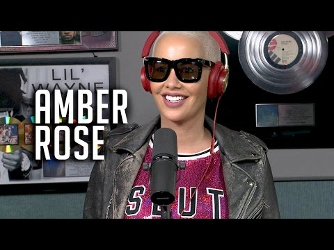 Amber Rose Talks Problem w/ GQ, Not Needing to be a Role Model for Kids + New Book