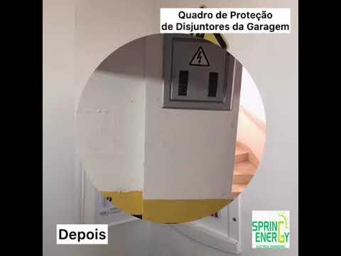 EDIFÍCIO CHAUKIDIKI - ADEQUAÇÃO ELÉTRICA - SPRING ENERGY