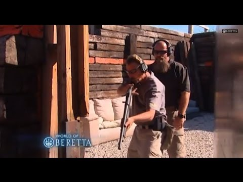 Negotiating a Corner with a Long Gun - Home Defense Training Image 1