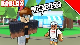 ROBLOX ADOPT ME - BEST DAD EVER!