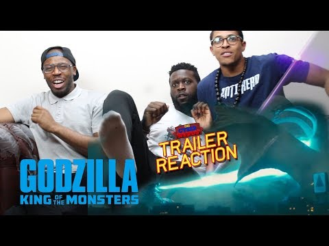 Godzilla: King Of The Monsters Final Trailer Reaction
