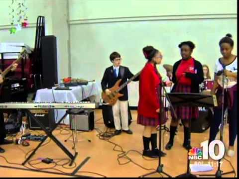 "Chester Community Charter School ""Night of the Arts"" - WCAU"