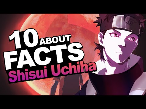 10 Facts About Shisui Uchiha You Should Know!!! thumbnail