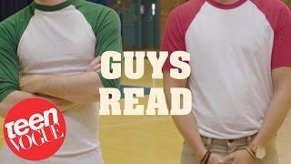 Guys Read High School Stories About Being Slut Shamed | Teen Vogue