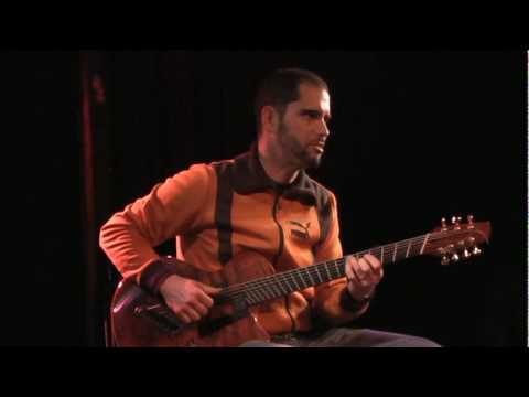 unknown #1 - Charlie Hunter Trio live 2/24/10